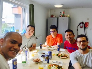 20153105 - Lunch 01